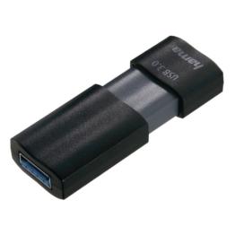 Hama USB Stick 128 GB ´´Probo´´, USB 3.0, 40MB/s, Schwarz