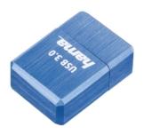 Hama USB-Stick 128GB, USB 3.0 Speicherstick, bis 100MB/s »Micro Cube«
